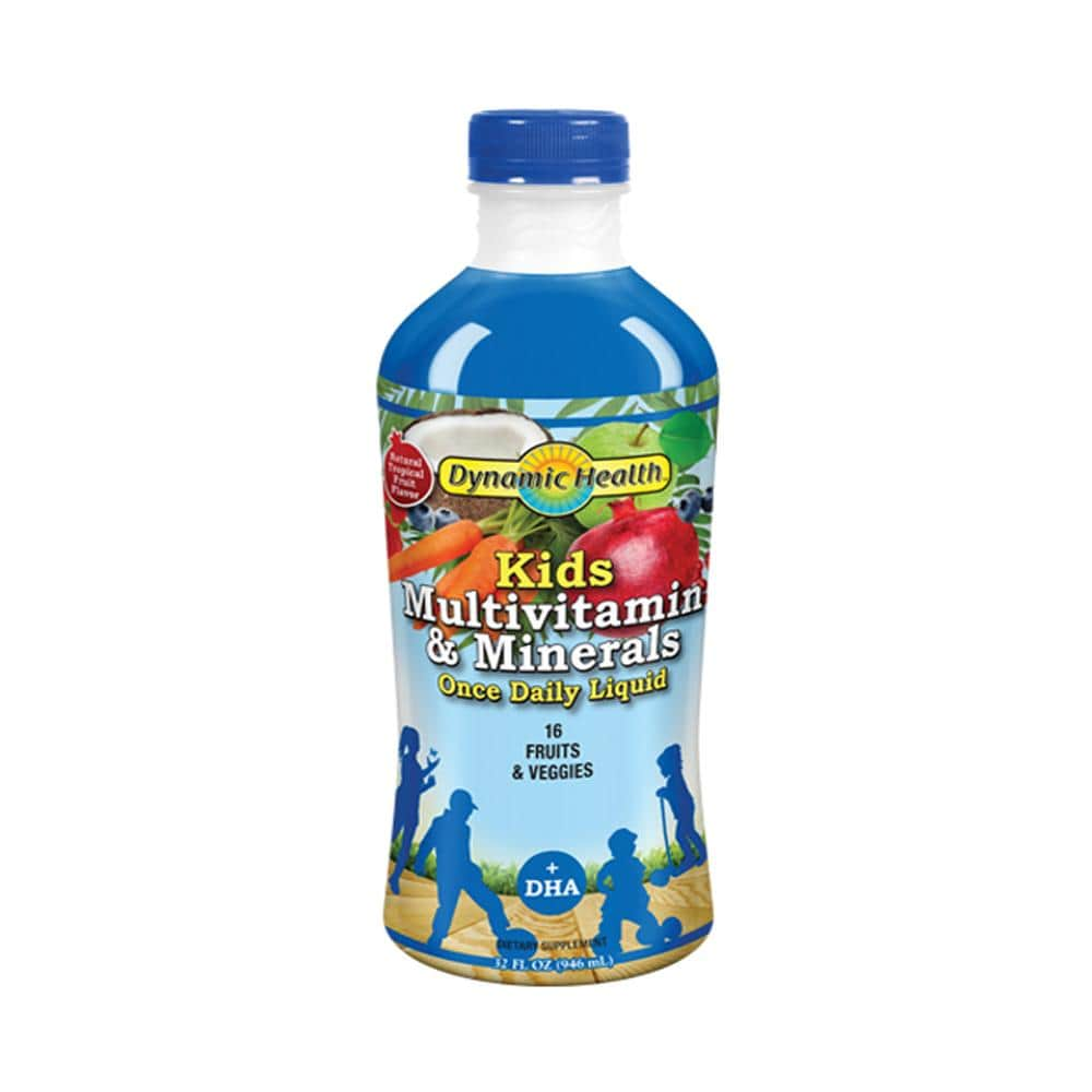 Dynamic Health Kids Multivitamin & Minerals Plus DHA Once Daily Liquid 32 oz-min.jpg