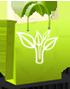 Natural Juices car bag