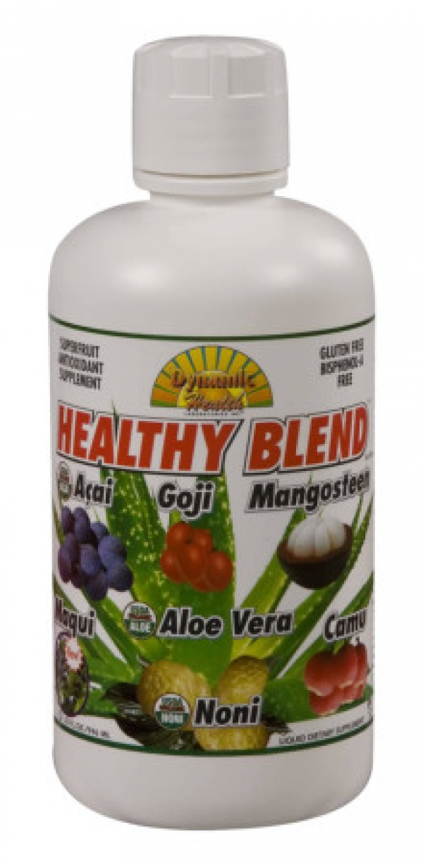 Dynamic Health Healthy Blend Liquid Formula