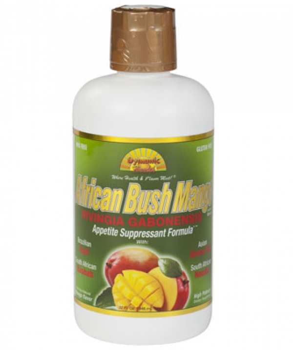 Dynamic Health African Bush Mango Irvingia Gabon Juice Blend