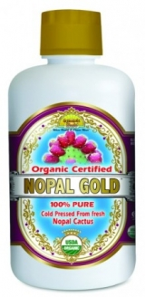Dynamic Health Nopal Gold Pure Organic Certified Liquid