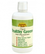 Dynamic Health Healthy Greens Liquid Blend