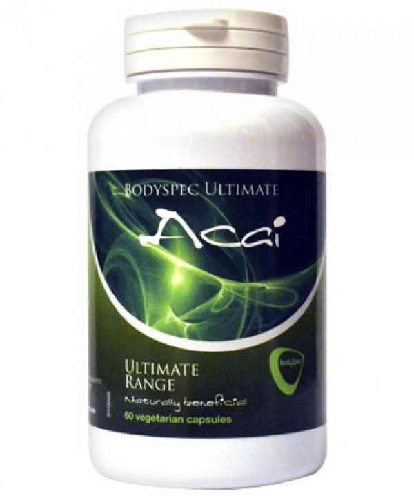 Bodyspec Ultimate Acai 60 capsules