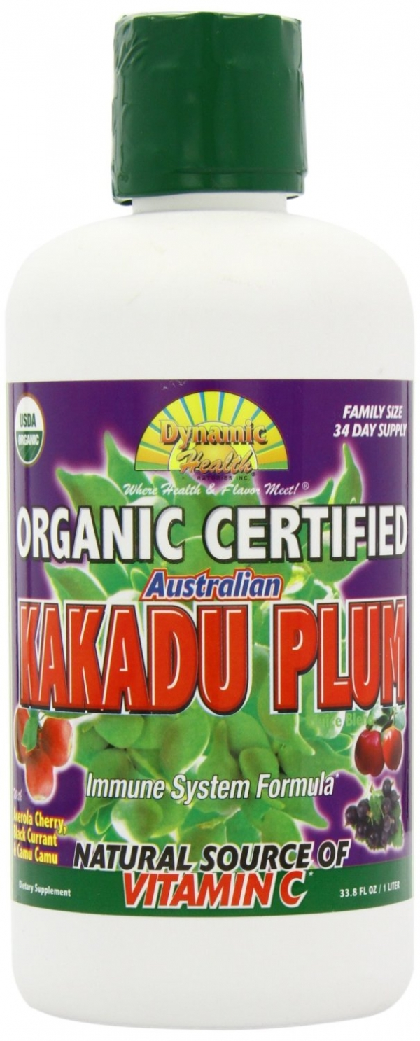 Dynamic Health Organic Kakadu Plum Juice Blend