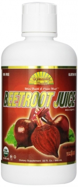 Dynamic Health Organic Beetroot Juice