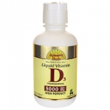 Dynamic Health Liquid Vitamin D3 Cherry