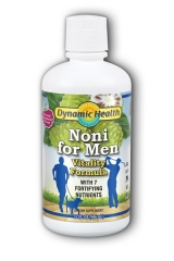 Dynamic Health Noni for Men Vitality Formula