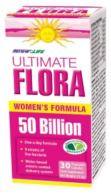Renew Life Ultimate Flora Womens Formula