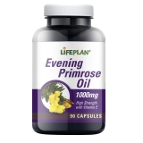 Lifeplan Evening Primrose Oil 1000mg 90 Capsules