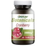 Lifeplan Cranberry Extract 5000mg 90 Tablets