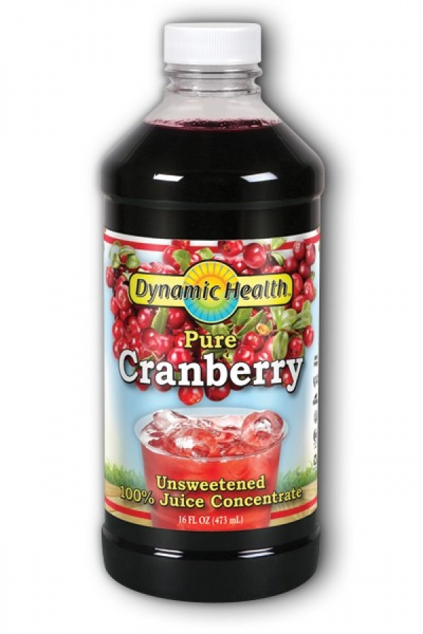 Dynamic Health Cranberry Juice Concentrate 473ml