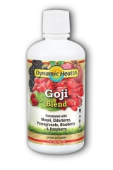 Dynamic Health Goji Berry Juice Blend - Lycium Barbarum
